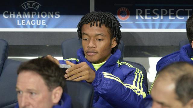 Tương lai của Cuadrado đang bị đe doạ ở Chelsea.