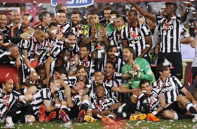 Toàn đội đang háo hức hướng về Berlin với quyết tâm giành nốt danh hiệu còn lại, Champions League.