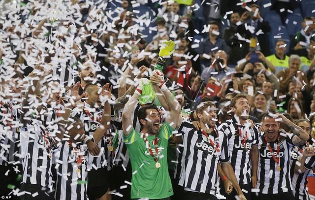 Đây là danh hiệu thứ hai trong mùa của Juve sau khi bảo vệ thành công Scudetto.