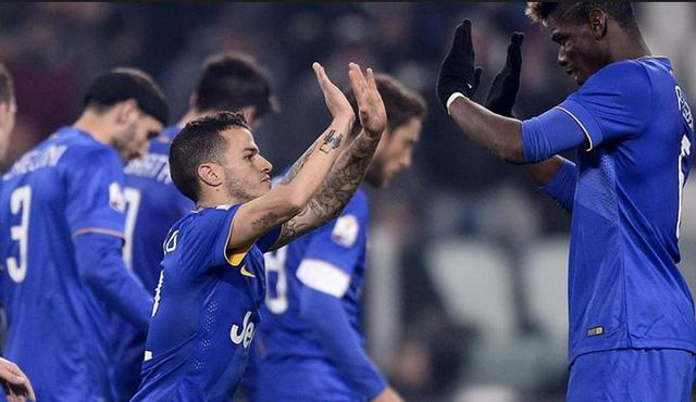 Juventus chính thức lọt vào vòng tứ kết Coppa Italia