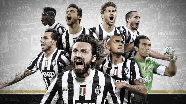 Juventus đóng góp 5/10 ứng viên cho danh hiệu UEFA Best Player 2014/15