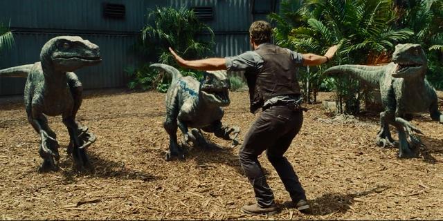 Jurassic World vẫn nhận được sự quan tâm lớn của các khán giả trong nước
