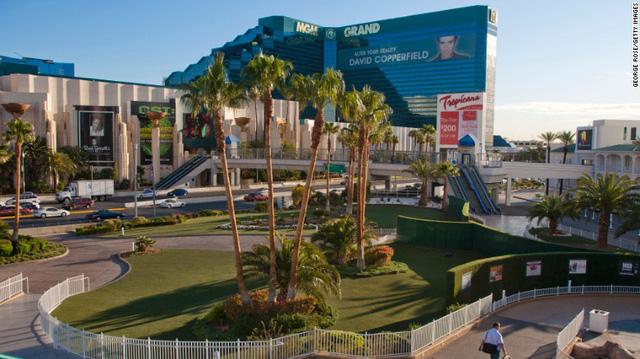 Khách sạn MGM Grand, Las Vegas (6.198 phòng)