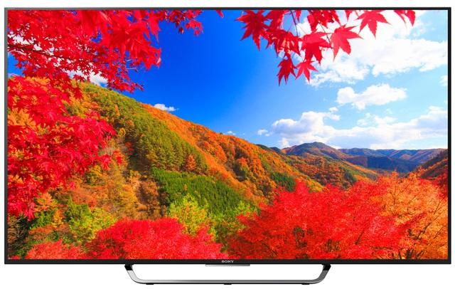 Màu sắc vô cùng ấn tượng trên các mẫu TV Bravia 4K Android TV 2015