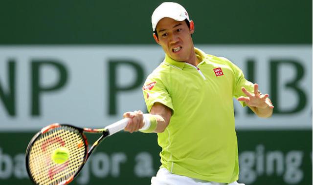 Kei Nishikori bất ngờ bị loại