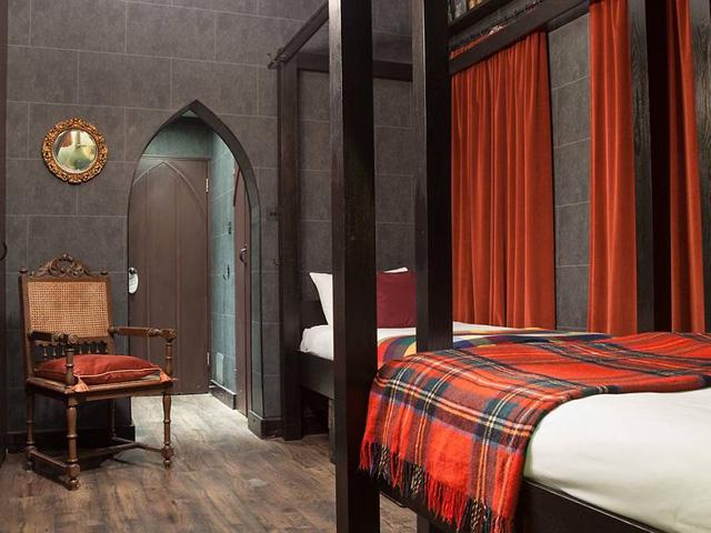 Với những ai là fan của bộ truyện Harry Potter sẽ muốn đặt chân đến khách sạn Harry Potter ở London (Anh).