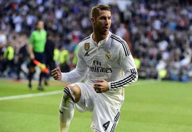 Sergio Ramos có vai trò tương tự như Pique khi trở thành thủ lĩnh hàng thủ của Real Madrid mùa này. Trong khoảng thời gian Ramos nghỉ dưỡng thương hồi tháng 1, Real lao đao.