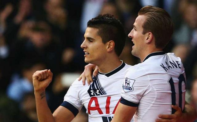 Lamela bơm bóng và Kane khai hỏa, cặp đôi của Spurs đang giúp Spurs bay cao.
