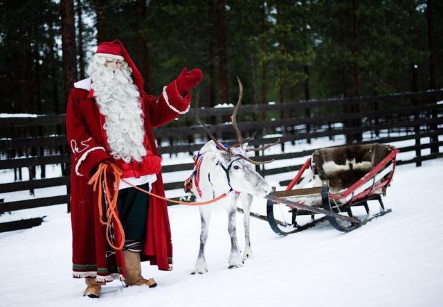 Lapland, Phần Lan