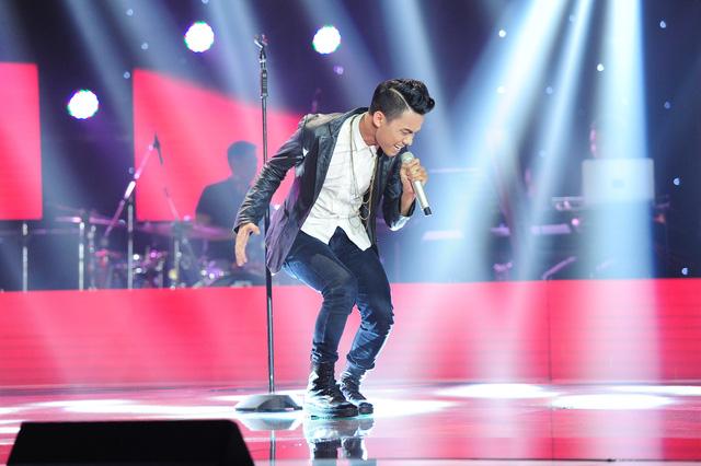 Lê Thái Sơn - gương mặt quen thuộc tại Tiếng ca học đường 2009 - quyết định tham gia Giọng hát Việt để trở lại âm nhạc.