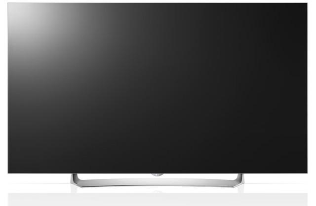 TV OLED màn hình dẻo 77 inch của LG