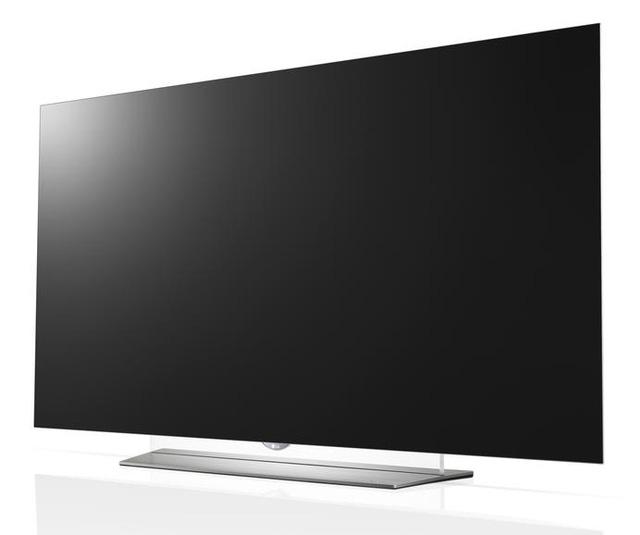 TV OLED 4K EF9500 màn hình phẳng nổi của LG