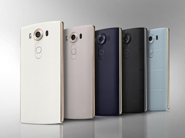 LG V10 được đánh giá là chiếc smartphone quay video tốt nhất tại thời điểm hiện tại