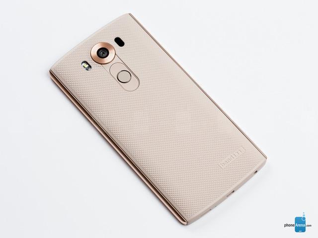 LG tích hợp camera sau có độ phân giải lên tới 16MP