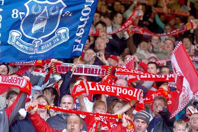 Vòng 8 giải Ngoại hạng Anh với trận derby vùng Merseyside