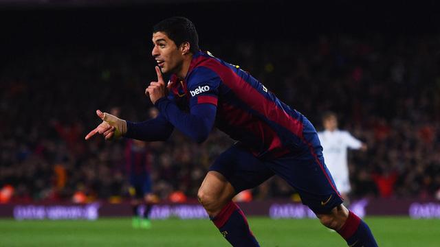 Suarez xứng đáng là cầu thủ xuất sắc nhất trận đấu.