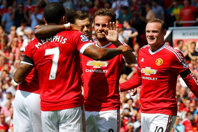 Man Utd đang có phong độ rất tốt với 2 chiến thắng liên tiếp tại giải Ngoại hạng Anh