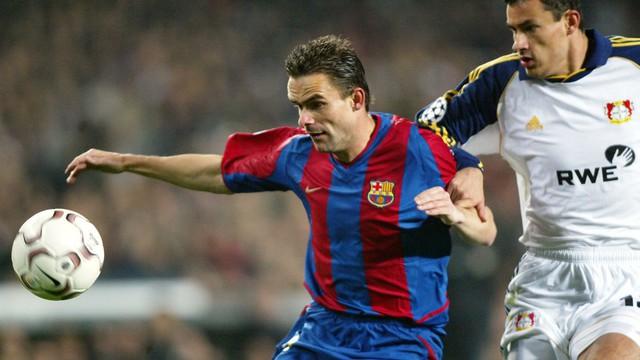 Marc Overmars vẫn là một trong những cái tên đắt giá bậc nhất của Barcelona dù 15 năm đã trôi qua.