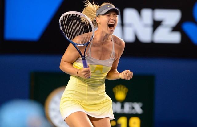 Maria Sharapova cũng sẽ có trận đấu mở màn tại Úc mở rộng 2015 trong ngày hôm nay