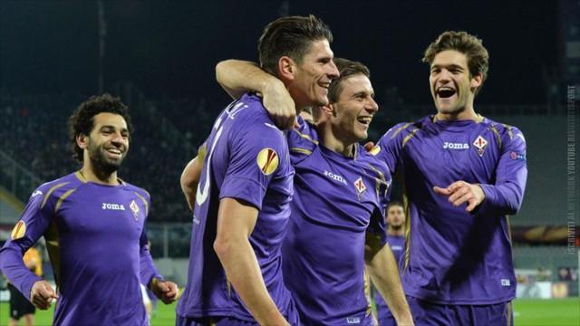 Fiorentina sẽ phải đương đầu với nhà đương kim vô địch Sevilla