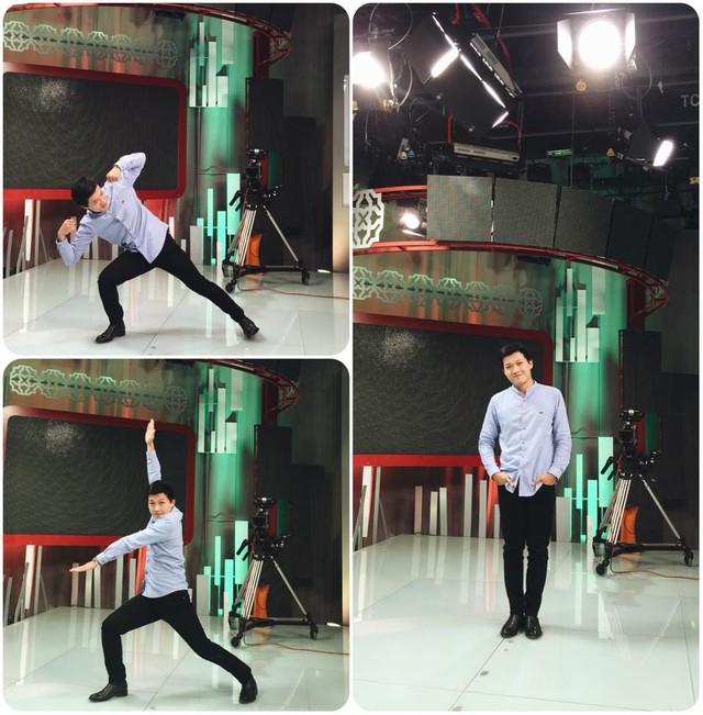 Ngoài ra, MC Trần Ngọc là gương mặt trẻ gây chú ý bởi sự dí dỏm khi dẫn dắt các chương trình.