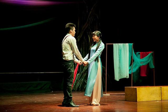 Ngọc Tiên nói cô rất thích diễn biến tâm lý của vai diễn Kiều My.