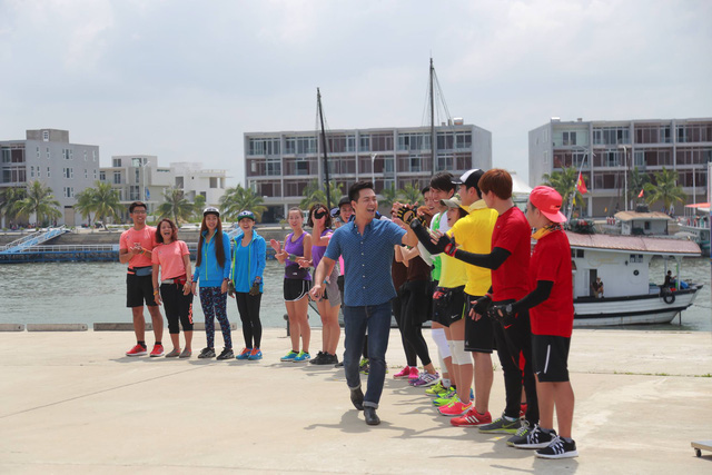 MC Phan Anh sẽ đảm nhận vai trò dẫn dắt trong Cuộc đua kỳ thú năm nay.