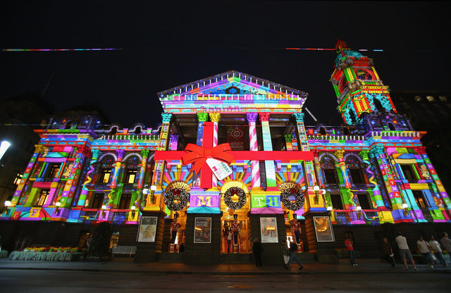 Melbourne, Úc.
