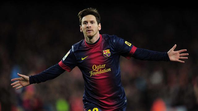 Messi đang là ứng viên nặng ký nhất cho danh hiệu UEFA Best Player 2014/15