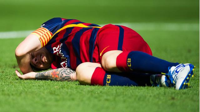 Thủ quân Messi không kịp bình phục cho trận kinh điển Nam Mỹ.