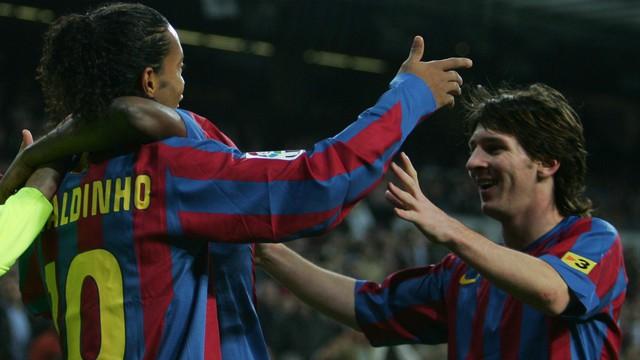 Messi đã có trận siêu kinh điển đầu tiên đáng nhớ dù không trực tiếp ghi bàn.