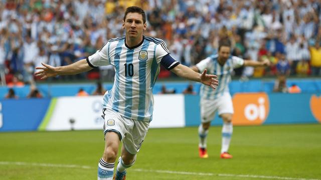 Messi mong lần đầu tiên vô địch cùng ĐTQG