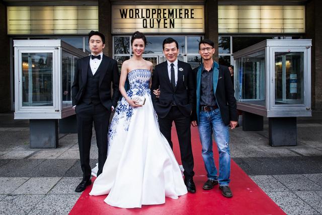 Phim đánh dấu sự trở lại của đạo diễn Nguyễn Phan Quang Bình sau Cánh đồng bất tận