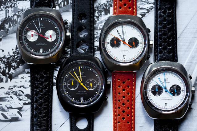 Người dùng có thể sở hữu những chiếc đồng hồ Autodromo với mức giá 1.000 USD