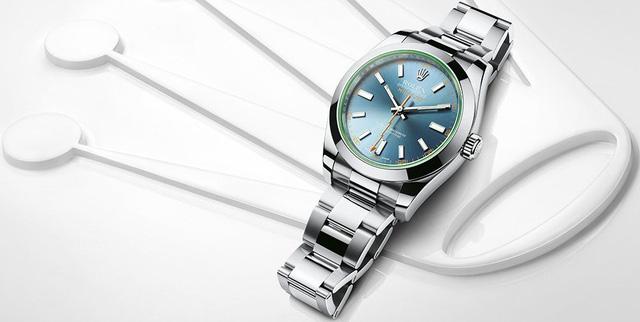 Timex chọn thời gian hiển thị trên đồng hồ là 10:09:36