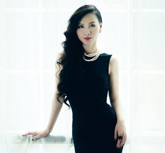 MC Minh Hà của chương trình Café sáng hiện đang được phát sóng trên VTV3