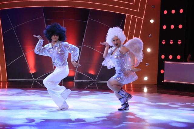 Tuy số cân giảm được không nhiều bằng các thí sinh khác song Minh Thảo lại làm các giám khảo và khán giả bất ngờ bởi bài nhảy khá tốt. Trong vai một nữ thần tình yêu xinh đẹp, Minh Thảo cùng bạn nhảy Lâm Vinh Hải đã khuấy động sàn diễn của Bước nhảy ngàn cân.