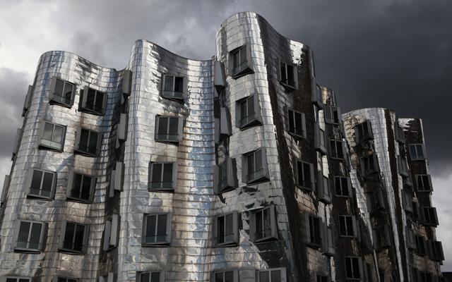 Dusseldorf là một trong những trung tâm kinh tế của Đức. Ảnh: AP/FOTOLIA