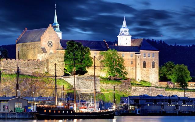Thủ đô Oslo êm đềm của Na uy tràn đầy viện bảo tàng thú vị và không khí mát mẻ dễ chịu. Ảnh: AP/FOTOLIA.
