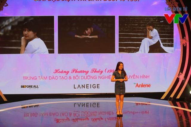 Thí sinh Hoàng Phương Thủy (TT Đào tạo & Bồi dưỡng nghiệp vụ truyền hình) đạt giải đặc biệt của Miss 2015 ở độ tuổi dưới 40. Do bận công tác, thí sinh Trần Hà Trang (Ban Khoa giáo) không thể góp mặt nhận giải đặc biệt cho thí sinh trên 40 tuổi.