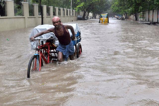 Thủ tướng Ấn Độ Narendra Modi cho rằng, biến đổi khí hậu đã khiến nước này liên tục chịu nhiều thiên tai.