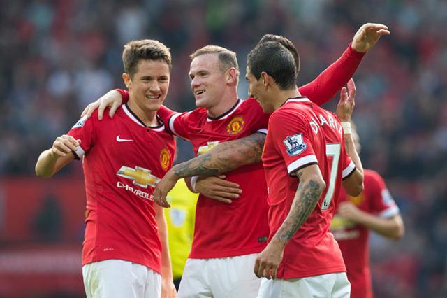 Rooney và các đồng đội sẽ giúp Man Utd trở lại Top 3