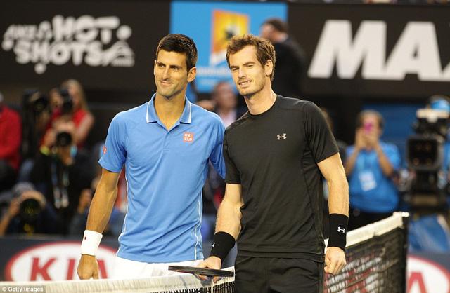 Hai tay vợt đã cống hiến trận chung kết sôi nổi và hấp dẫn.