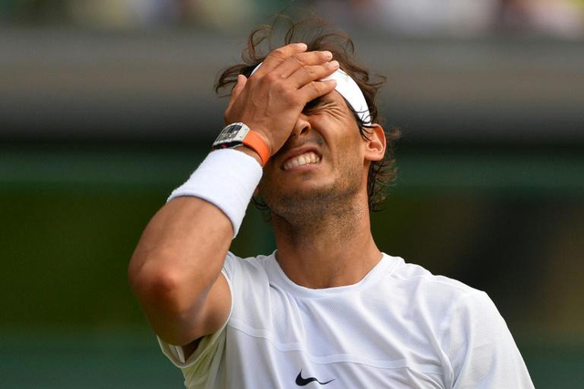Nadal không giành được thêm một danh hiệu lớn nào kể từ sau chức vô địch ở Pháp mở rộng 2014