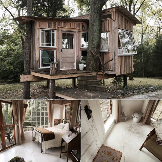 Ngôi nhà ở Nashville, Tennessee.