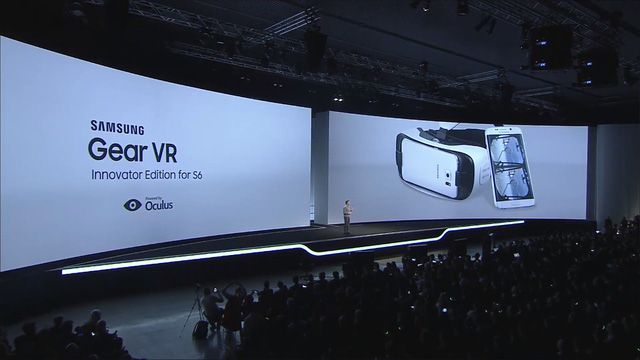 Kính thực tế ảo dành riêng cho bộ đôi Galaxy S6