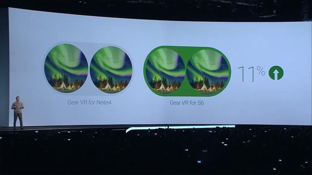 Mật độ điểm ảnh của kính thực tế ảo mới cao hơn 11%