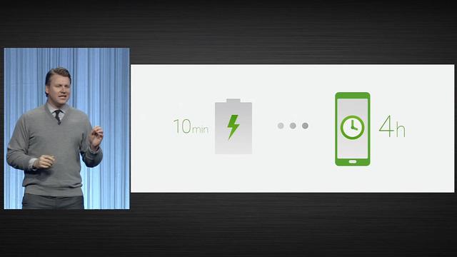 Tính năng sạc nhanh được tích hợp trên bộ đôi sản phẩm mới của Samsung