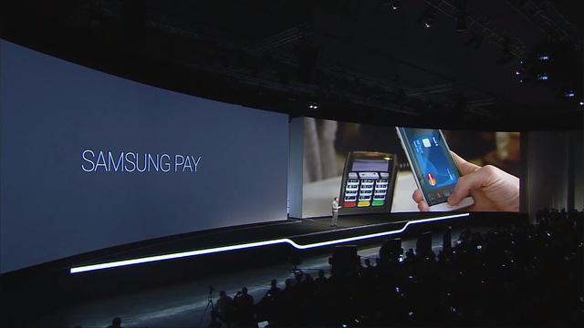 Samsung ra mắt giải pháp thanh toán mới trên di động