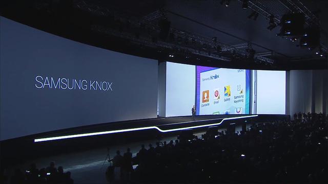 Chế độ bảo mật mới mang tên Samsung Knox